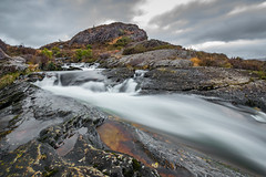 Up from Blaenau Powerstation to Tanygrisiau (chrisellis211) Tags: blaenauffestiniog blaenau ffestiniog tanygrisiau snowdonia wales visitwales northwales canon 80d canon80d wideangle longexposure lightroom water waterfall mountains landscape cymru cymry slate uk mountain hiking hikingadventures canonglobal hoya hoyafilters tripod polariser