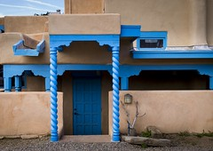 Hotel in Sante Fe (shicks5319) Tags: flickr2018 newmexico prints2018 taos usa