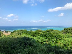 It's a gloriously beautiful day today (chicadecasa) Tags: okiwinter instagram ocean sea beautiful japan okinawa yomitan