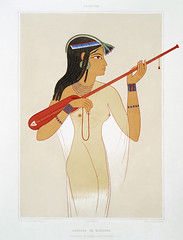 Mandore player from Histoire de l'art égyptien (1878) by Émile Prisse d'Avennes (1807-1879). Digitally enhanced by rawpixel. (Free Public Domain Illustrations by rawpixel) Tags: pdproject20batch36board anillustrationoftheegyptian ancestry ancient ancientegyptian ancientegyptianart anqet antique archaeological archeology art artwork design designing drawing dynasty egypt egyptian egyptiankingdom egyptology empire handdrawn histoiredelartégyptien historical history illustration kingdom mandore mythology name necropolis old oldfashioned outlines outlinesfromtheantique painting pattern player psd sepia sketch story traditional vintage émileprissedavennes