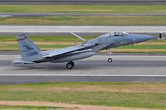 United States Air Force (Oregon Air National Guard) - McDonnell Douglas F-15C Eagle - USAF 84-0005 - Portland International Airport (PDX) - June 3, 2015 4 202 RT CRP (TVL1970) Tags: nikon nikond90 d90 nikongp1 gp1 geotagged nikkor70300mmvr 70300mmvr aviation airplane aircraft militaryaviation portlandinternationalairport portlandinternational portlandairport portland pdx kpdx usaf840005 af840005 840005 unitedstatesairforce usairforce usaf oregonairnationalguard oregonang orang airnationalguard ang 123rdfightersquadron 123dfightersquadron 123fs 123rdfs 123dfs 142ndfighterwing 142dfighterwing 142ndfw 142dfw 142fw boeing mcdonnelldouglas mcdonnelldouglasf15eagle boeingf15eagle mcdonnelldouglasf15ceagle boeingf15ceagle f15eagle f15ceagle eagle f15 f15c prattwhitney pw prattwhitneyf100 f100 pwf100 prattwhitneyf100pw220 f100pw220 speedbrake tiresmoke