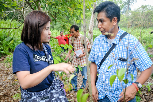 Community-Based Fire Prevention and Peatland Restoration