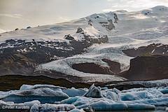 Iceland Vatnajökull (peterkaroblis) Tags: iceland island vatnajökull gletscher glacier eis ice