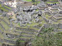 Machu Picchu quarry