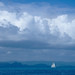 Sailing under cloud