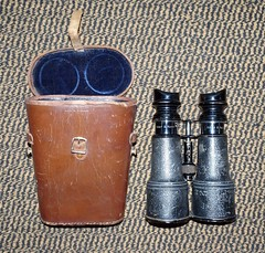 Army & Navy Field Glasses 19th/20th Century (Cold War Warrior) Tags: galilean fieldglasses binocular armynavy charity