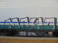 190 (en-ri) Tags: mayo nero train torino graffiti writing locomotiva locomotore locomotrice