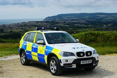 HX59 BXR (S11 AUN) Tags: hampshire constabulary police bmw x5 anpr iow isleofwight fsu force support unit arv armed response firearms traffic car roads policing rpu motor patrols 4x4 999 emergency vehicle hx59bxr