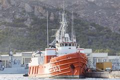 Buque Las Palmas (A-52) (Miguel López Soler - E.) Tags: barcos cartagena a52 ship españa spain miguellópezsolere