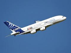 F-WWDD Airbus A380 (@Eurospot) Tags: fwwdd airbus a380 toulouse blagnac