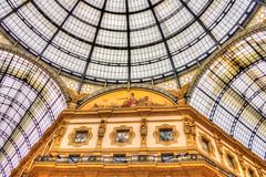 Galleria Vittorio Emanuele II (M Malinov) Tags: milan милано italy italia италия европа europe eu apennine city galleria vittorioemanueleii mall town centre architecture art