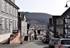 Bad Berleburg (Ela2007) Tags: badberleburg schieferdächer sauerland herbst