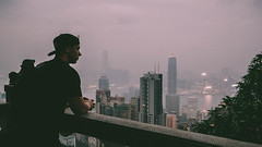 Looking out over Hong Kong (KrisVearncombePhoto) Tags: hongkong china asia travel travelphotographer travelling view views landscape cityscape