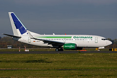 D-ABLB (Germania) (Steelhead 2010) Tags: germania boeing b737700 b737 dus dablb