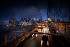 Brooklyn Bridge .. New York City (www.antoniogaudenciophoto.com) Tags: newyork city newyorkcity manhattan brooklyn pont gratteciel immeuble usa nyc urbain fleuve finance viiledenewyork urbanisation antoniogaudencio