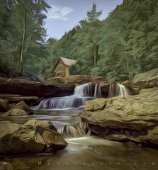 Random Acts of Photography (Will.Moneymaker) Tags: waterfalls waterfall fineart westvirginia stateparks wvfun gowv enjoywv lovingwv wv water vacation gristmill 500px mill