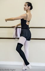 July 05, 2017_TK Ballet Students__PHOA105_M4T1_ContactSheet Photographs_DSC_1344014_July 05, 2017_TK Ballet Students__PHOA105_M4T1_ContactSheet Photographs_DSC_1344014 (Creatively Unique Photography) Tags: ballerina ballet dance dancing environmentalportrait excercise pink proactice black training delicate feminism reflections