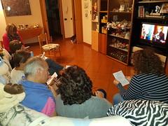 """17.10.2018 il Vescovo Mario ha guidato il I° incontro dei Gruppo di ascolto della Parola di Dio nelle case. • <a style=""""font-size:0.8em;"""" href=""""http://www.flickr.com/photos/82334474@N06/46061211181/"""" target=""""_blank"""">View on Flickr</a>"""