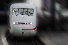 ICE Train (Klaus Ficker (Thanks for 5,000,000 views)) Tags: train germany koeln bahnhof trainstation computerart photoshop kentuckyphotography klausficker canon eos5dmarkii ice