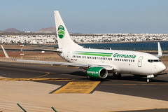 D-AGEP_03 (GH@BHD) Tags: dagep boeing 737 737700 b737 st gmi germania ace gcrr arrecifeairport arrecife lanzarote airliner aircraft aviation