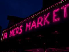 Neon Farmers (dk_studio_) Tags: seattle neon city colorful night