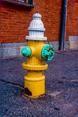 Fire Hydrant, New England (gwpics) Tags: newhampshire firehydrant usa american newengland archive colourful street america analog analogue colorful film fire fireprevention nh northamerica safety unitedstates unitedstatesofamerica