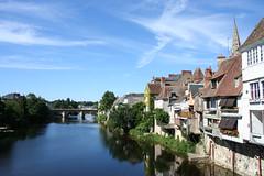 blauw--wat-een-prachtig-stukje-frankrijk-h_15343648632_o (zven2) Tags: 2012 argenton frankrijk levieuxpont vakantie2012