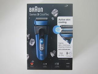 Braun CoolTec CT 4S Shaver