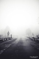 Highway To Heaven (showtm490) Tags: johnbelknap 2018 50mmf14 5diii 5d3 abandon art beautiful canon county fog forsyth ga georgia graveyard monroe monroecounty trees wheelchairphotographer stunning