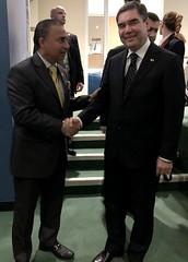 "Turkmenistan GURBANGULY BERDIMUHAMEDOV, President of Turkmenistan • <a style=""font-size:0.8em;"" href=""http://www.flickr.com/photos/146657603@N04/46516684931/"" target=""_blank"">View on Flickr</a>"