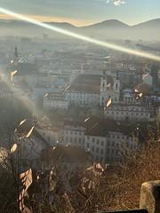 Graz.... Happy New Year!!!🐖🍀🎆🎉✨😊🌟 (martinap.1) Tags: graz steiermark austria österreich landschaft landscape sunny light sunrays sunbeams nature