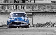 Coche clásico americano, Santa Clara, Cuba (Edgardo W. Olivera) Tags: car coche carro automóvil chevrolet panasonic lumix gh3 edgardowolivera microfourthirds microcuatrotercios cuba latinoamérica centroamérica américacentral santaclara