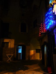 Bari (Meg Kamiya) Tags: bari italy puglia olympus omd light night colour wander travel europe