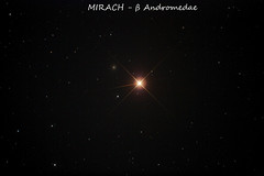 Mirach with Ghost Of Mirach (Roman's astrophotography) Tags: astrometrydotnet:id=nova3157765 astrometrydotnet:status=solved