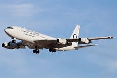 Omega Tanker Boeing 707-320C N707MQ (jbp274) Tags: riv kriv marcharb marchfield airport airplanes omegatanker omegaairrefueling boeing 707