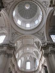 Dome and vaulting of apse, Cathédrale Saint-Aubain, Namur, Belgium (Paul McClure DC) Tags: namur namen belgium belgique wallonia wallonie ardennes feb2018 cathedral historic architecture