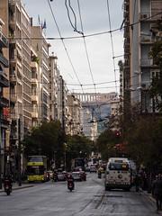 athens (Al Fed) Tags: 20181111 athen athens greece traffic acropolis