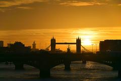 View from the London Millennium Footbridge at sunrise  -  (Selected by SHUTTERSTOCK) (DESPITE STRAIGHT LINES) Tags: sigma bigma sigma50500mm sigma50500mmf4563apodgoshsm dawn firstlight nikon d800 nikond800 paulwilliams despitestraightlines flickr morning am sunrise thegoldenhour goldenhour sunrisephotography lowlightphotography outdoorphotography nature mothernature naturalbeauty beauty london londontown millenniumbridge themillenniumbridge bridge sunriseoverlondon towerbridge hmsbelfast riverthames thames river londonsunrise southbank londonssouthbank bankside shutterstock