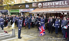 Serve well (© Freddie) Tags: london bermondsey rotherhithe se16 lbsouthwark westlane millpondbridge warmemorial poppy rbl royalbritishlegion fjroll ©freddie 19182018