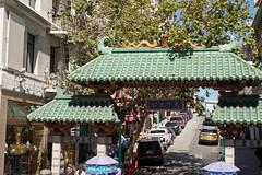 Gateway (Dominic Sagar) Tags: amy arlen felsen friends sanfrancisco chinatown gate orient california unitedstates us