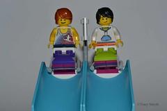 Head 2 head (326/365( (Tas1927) Tags: 365the2018edition 3652018 day326365 22nov18 lego minifigure minifig
