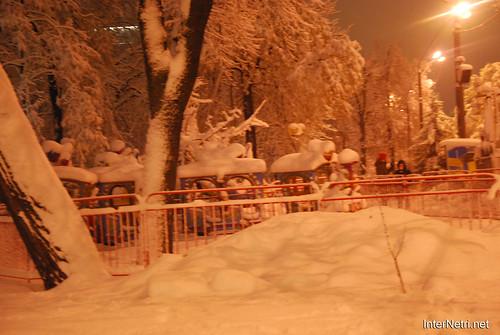 Засніжений зимовий Київ 089 InterNetri.Net Ukraine