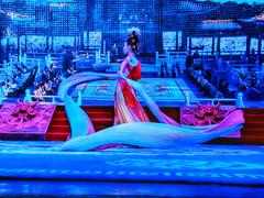 Tang Dynasty Cultural Show Xian China01 (Barbara Brundage) Tags: tang dynasty cultural show xian china01
