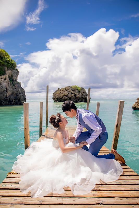 沖繩婚紗,沖繩海邊,婚紗攝影,海外婚紗,新原海灘