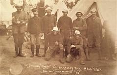 WW1 recruits at Blackboy Hill training camp, Western Australia - 1915 (Aussie~mobs) Tags: westernaustralia soldiers aif anzac military army australia blackboyhill recruits training larrikin lestweforget