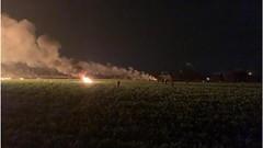 Reportera narra su arribo a la explosión en el ducto Tuxpan-Tula (VIDEO) (HUNI GAMING) Tags: reportera narra su arribo la explosión en el ducto tuxpantula video