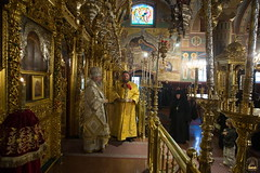 030. Божественная литургия в Киккском монастыре 03.11.2018