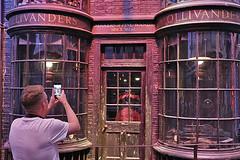 Harry Potter - Diagon Alley Ollivanders (raluistro) Tags: london london2018 europe harrypotter diagonalley warnerbrothersstudios