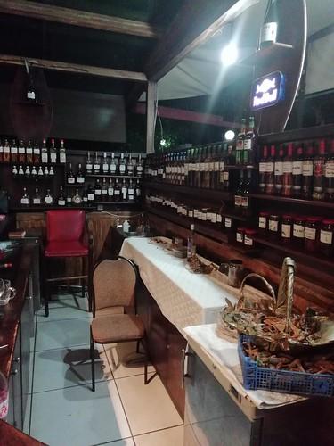 Bar de l'hôtel Olympique Palace
