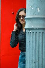 DSCF4035 (drkotaku) Tags: chinatown fuji5014028 fujixt3 manhattan modeling newyorkcity photoshoot photography portraits portraiture streetportraits